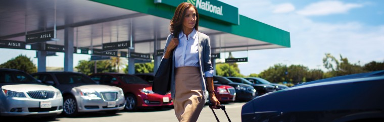 Thanks for considering National Car Rental, The Car Rental Company of Choice®, for your business.